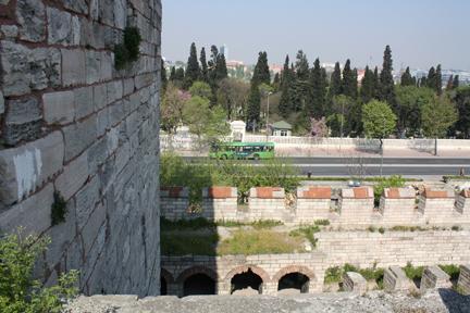 Theodosius  Walls2