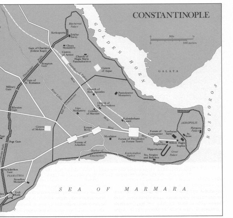 Theodosius's Walls – VinLand Blog