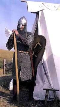 Saxon Huscarl